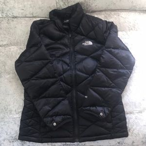 The North Face puffer!